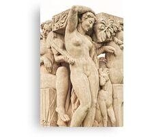 Sculptures In The Jardins Du Trocadero - 2 © Canvas Print