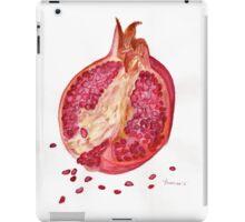 Pomegranate iPad Case/Skin