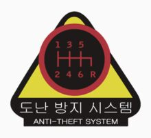 KDM - Anti-Theft System (Pattern 3) (dark) by ShopGirl91706