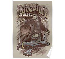 Capt. Mal's Adventure Cruises Poster