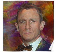 Bond, James Bond 6 (Square Version) - By John Robert Beck Poster