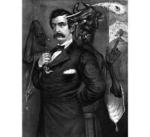 Satan Tempting John Wilkes Booth by warishellstore