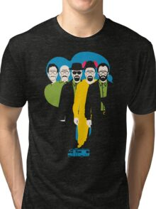 From Mr. chips to Scarface Tri-blend T-Shirt