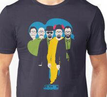 From Mr. chips to Scarface Unisex T-Shirt