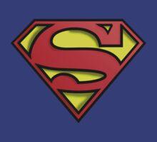 Superman by steelmunkey