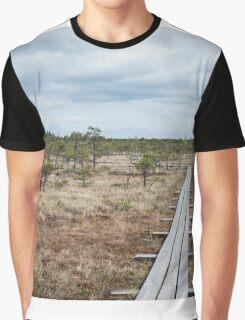 Kemeri national park, Latvia Graphic T-Shirt
