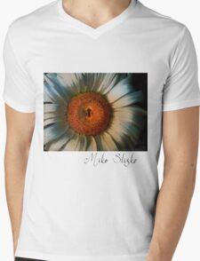 Sunflowerlock Mens V-Neck T-Shirt
