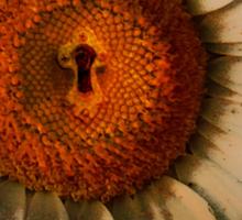 Sunflowerlock Sticker