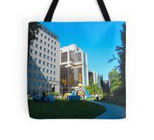 Corporate playground Tote Bag