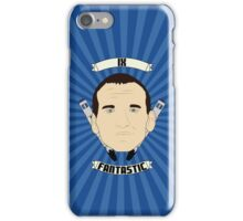 Doctor Who Portraits - Ninth Doctor - Fantastic iPhone Case/Skin