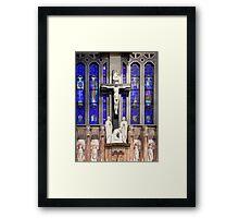 The Son of God Framed Print