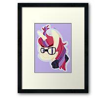 My little pony: Friendship is Magic - Moon Dancer Framed Print