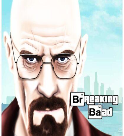 Breaking Bad/Grand Theft Auto: V Colab Sticker