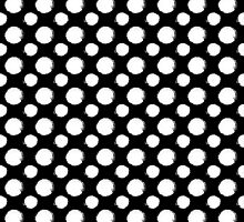 Seamless dot pattern by La-Vika
