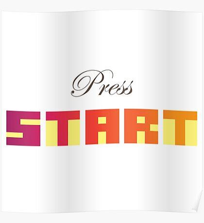 START Poster