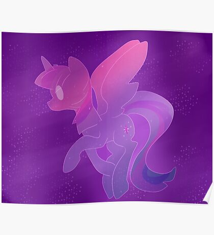 My little pony: Friendship is Magic- Twilight Sparkle Poster