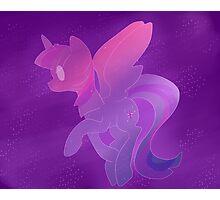 My little pony: Friendship is Magic- Twilight Sparkle Photographic Print