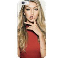 Gigi Hadid iPhone Case/Skin
