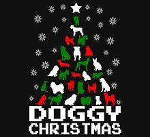 Doggy Christmas Tree Unisex T-Shirt