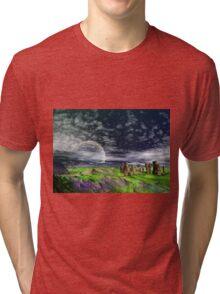 Stone Travellers Tri-blend T-Shirt