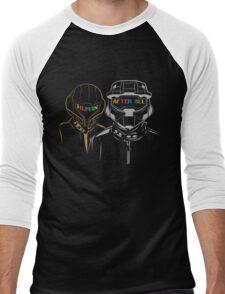 Daft Chief Men's Baseball ¾ T-Shirt
