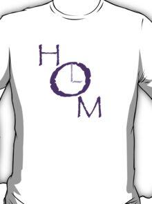 The Hour of Mercy (clock - purple) T-Shirt