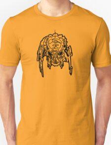 One Line Predator Portrait T-Shirt