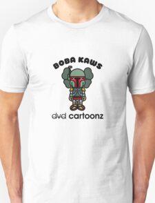 Boba Kaws by DVDcartoonz T-Shirt
