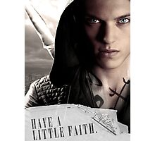 Have a little faith Photographic Print