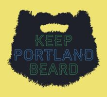 Keep Portland Beard Kids Clothes
