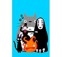 Ghibli'd Away Photographic Print