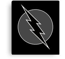 Zoom Logo Canvas Print