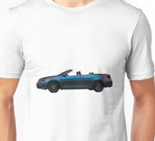 2012 Chrysler 200 convertible Unisex T-Shirt