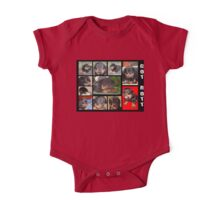 Rottweiler With Got Rott? Message Collage One Piece - Short Sleeve