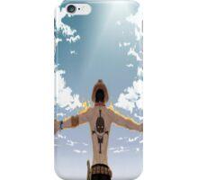 Ace D Portgas iPhone Case/Skin