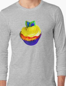 Cupcake - T Shirt Long Sleeve T-Shirt