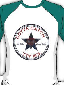 Pokemon Master Converse T-Shirt