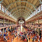 Royal Exhibition Building III by Ray Warren