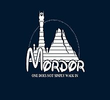 Mordor by yoshis