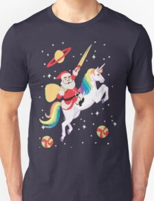 SANTA UNICORN UGLY CHRISTMAS- SANTA UNICORN CHRISTMAS T-Shirt