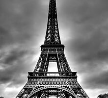 Eiffel  Tower by Rhiannon Phillips
