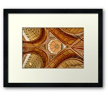 Magestic Architecture I Framed Print
