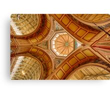 Magestic Architecture I Canvas Print