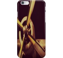 Vintage Plane Propellor iPhone Case/Skin