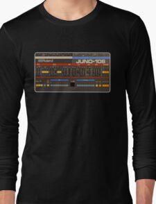 Roland Juno 106 Gear Long Sleeve T-Shirt