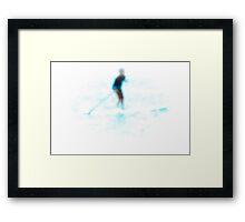 """Sdot Yam beach"" Framed Print"