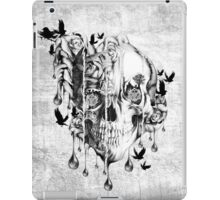 Melt down iPad Case/Skin