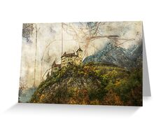 Tangle Mountain Greeting Card