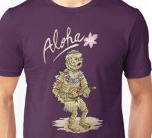 Aloha from black lagoon Unisex T-Shirt