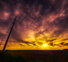 Powerful Skies 7503_13 by Ian McGregor